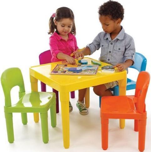Столи-стільці дитячі