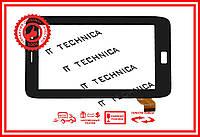 Тачскрин Ampe A75 3G Черный