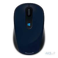 Компьютерная мышка Microsoft Sculpt Mobile Wool Blue
