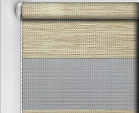 250 см День-Ночь Ясень (цвет 12-502)
