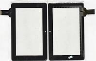 "Тачскрин (сенсор) №023 для планшета Ergo Tab Crystal 7"" дюймов размер 184x117"