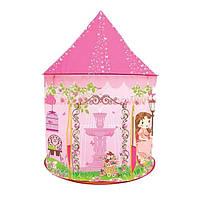 Палатка розовый шатёр 889-125 , размер 100*100*135