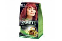 Фарба д/волосся 6.1 Кармін Variete