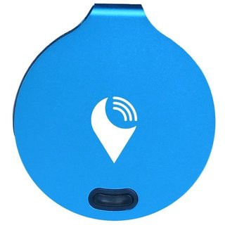 Брелок-искателей ключей с Bluetooth TrackR bravo SkyBlue 1xDevice (Беспроводной искатель вещей)