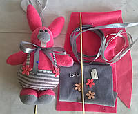ПАСХАЛЬНЫЙ ЗАЙКА (набор для самостоятельного пошива), фото 1