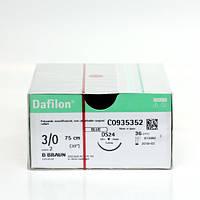 Шовный нерассасывающиеся материал Dafilon® (B.Braun) аналог этилон ВСЕ РАЗМЕРЫ