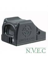 Оптический прицел Shield SIS колл.,1MOA+круг, автомат.регул+ручн. мет.корпус, крышка, с батар., крепл.