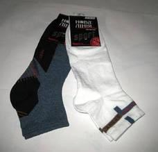 402 Шкарпетки чоловічі СПОРТ р.27 Білий