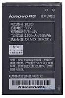 Аккумулятор Lenovo A369 IdeaPhone / BL203 (1500 mAh) 12 мес. гарантии