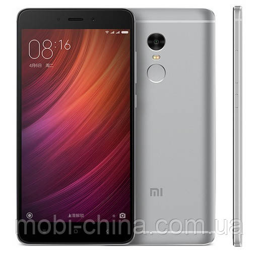 Смартфон Xiaomi Redmi Note 4 2 16Gb Gray