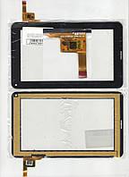 Тачскрин (сенсор) №021.1 для планшета 7 дюмов размер 186x111 300-N3803B-C00-V1.0