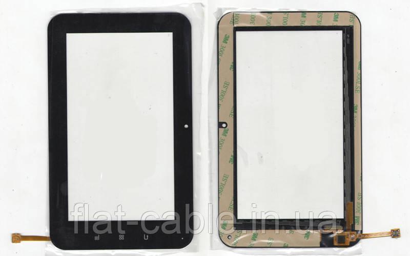 Тачскрин (сенсор) №028 для планшета WGJ784-V3 WGJ7101-V3 WGJ7195-V5(1) размер 191x115