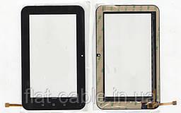 Тачскрін (сенсор) №028 для планшета WGJ784-V3 WGJ7101-V3 WGJ7195-V5(1) розмір 191x115