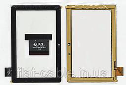 Тачскрін (сенсор) №037 для планшета Wexler.Tab 7 Розмір 177,5х114 мм 40 pin