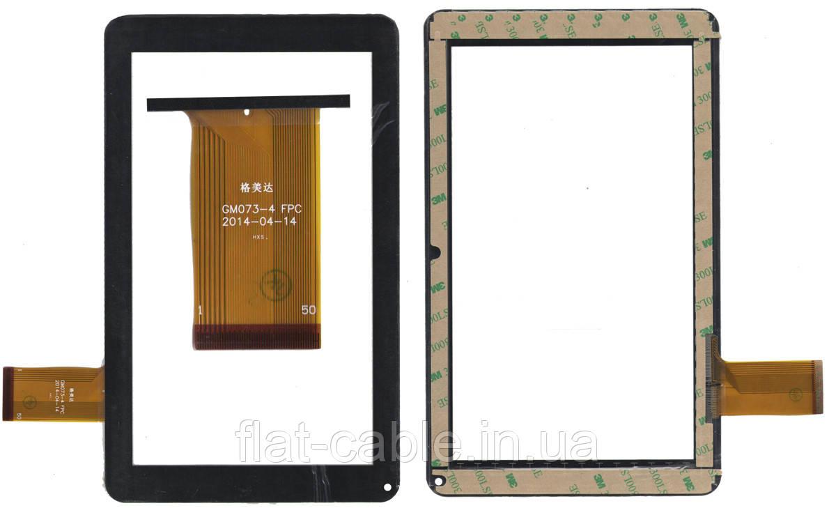 Тачскрин (сенсор) №050.5 для планшета MF-587-090F Freelander PD60 233x143 mm 50pin