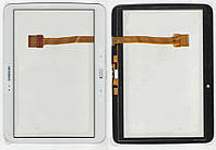 Тачскрин (сенсор) Samsung P5200 Galaxy white