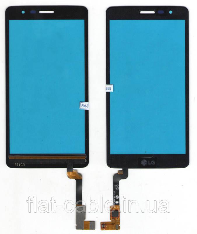 Сенсор LG X155 Max / X160 Max / X165 Max Black