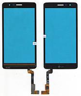 Сенсор LG X155 Max, X160 Max, X165 Max Black
