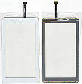 Тачскрін (сенсор) Fly FlyLife connect 7 3G Ver.2 White C109188A1-DRFPC208T-V2.0 39PIN