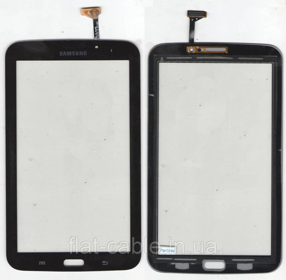 Тачскрин (сенсор) Samsung P3210/T2100 /T210 Galaxy Tab 3 wifi version GOLD BROWN