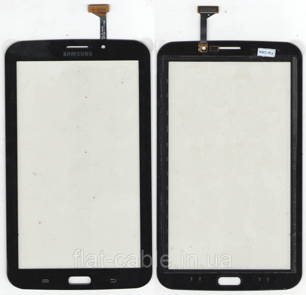Тачскрин (сенсор) Samsung P3200/T2110/T211 Galaxy Tab 3 3G version GOLD BROWN