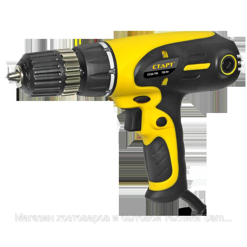 Дрель электрическая ССШ-700