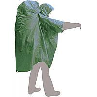 Накидка Terra Incognita PonchoBag S/M зелёная (PonchoBag S/M зелёный)