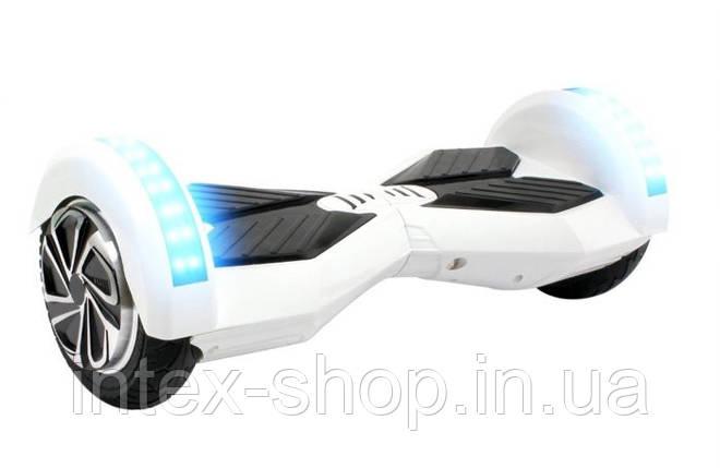 Гироборд Lambo LED White, фото 2