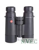 Бинокль Leica Ultravid 10x42 HD-Plus (водо и грязеотталкивающее покрытие,азотозаполнены,противоударное рез.покрытие)