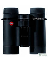 Бинокль Leica Ultravid  10x32 HD-Plus (водо и грязеотталкивающее покрытие,азотозаполнены,противоударное рез.покрытие)