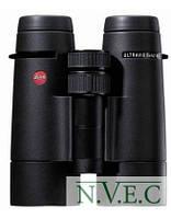 Бинокль Leica Ultravid   8x42 HD-Plus (водо и грязеотталкивающее покрытие,азотозаполнены,противоударное рез.покрытие)