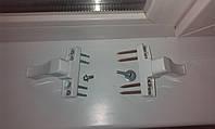 Модернизированная ЕКО система механической защиты окона с кнопкой