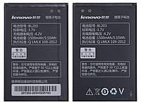 Аккумулятор Lenovo A365E IdeaPhone/BL203 (1500 mAh) Original (141582)