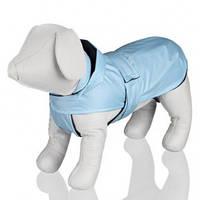 """Накидка для собак """"Rimini"""" ,полиэстер (все размеры) голубой"""