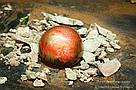 """Шоколадные конфеты ручной работы """"Горячая вишня с перцем"""", 1 шт, 20 г., фото 2"""