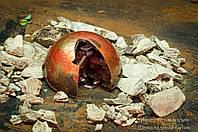 """Шоколадные конфеты ручной работы """"Горячая вишня с перцем""""."""