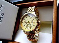 Женские наручные кварцевые часы Rolex (Ролекс)
