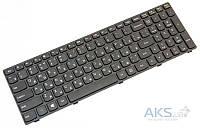 Клавиатура для ноутбука Lenovo IdeaPad G500,G505,G510,G700,G710 RU Black