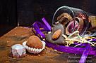 """Шоколадные конфеты ручной работы """"Трюфель с имбирем"""", 1 шт, 15 г., фото 5"""