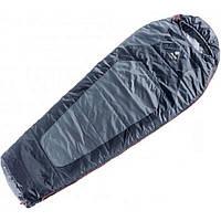 Спальный мешок Deuter Dream Lite 500 titan-black левый (37071 4100 1)