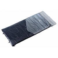 Спальный мешок Deuter Space II titan-black правый (37011 4100 0)