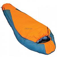Спальный мешок Tramp Oimykon оранжевый/серый R (TRS-001.02 R)