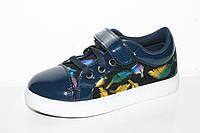 Детские слипоны оптом. Спортивная обувь для девочек от производителя Tom.m (Boyang) 0583B (8пар 31-36)