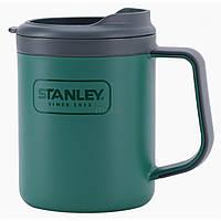 Термокружка Stanley eCycle 0,47 л зеленая (4823082708192/6939236319102)
