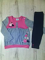 Детская Туника с лосинами для девочки 5020 Турция