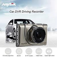 Автомобильный видеорегистратор Anytek A100 HDMI