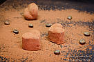"""Шоколадные конфеты ручной работы трюфель  """"Горячее сердце"""", 1 шт, 15 г., фото 5"""