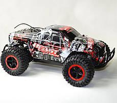 Джип машинка на радиоуправлении скоростной красная Slayer Beast, фото 3