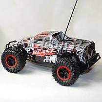 Джип машинка на радиоуправлении скоростной красная Slayer Beast, фото 2