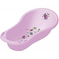 Ванночка OKT Hippo 100см лиловый (9906)